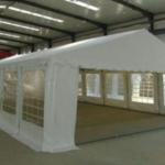 אוהל לאבלים למספר רב של אנשים